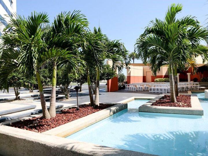 Tmx Courtyard Daytime 51 1862931 157504053561816 Melbourne, FL wedding venue