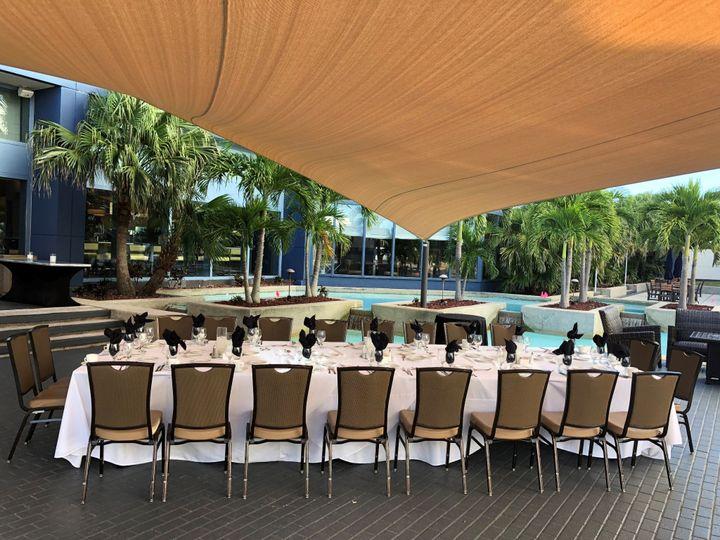 Tmx Courtyard Dinner 2 51 1862931 157504094741248 Melbourne, FL wedding venue