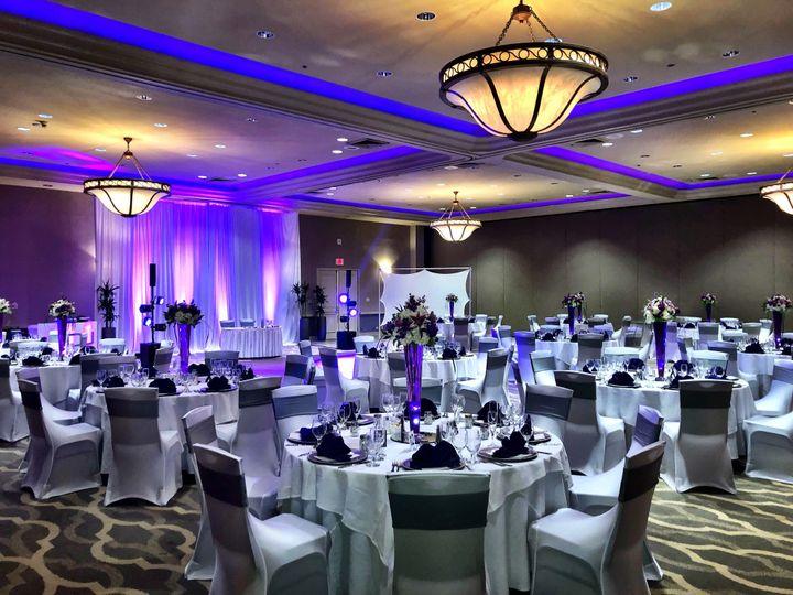 Tmx White Purple Silver Reception 51 1862931 157504058699566 Melbourne, FL wedding venue