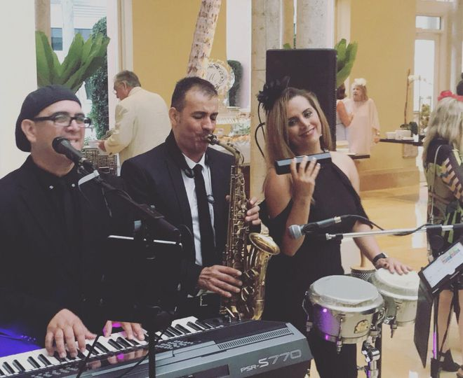Latin Trio - Corporate Event