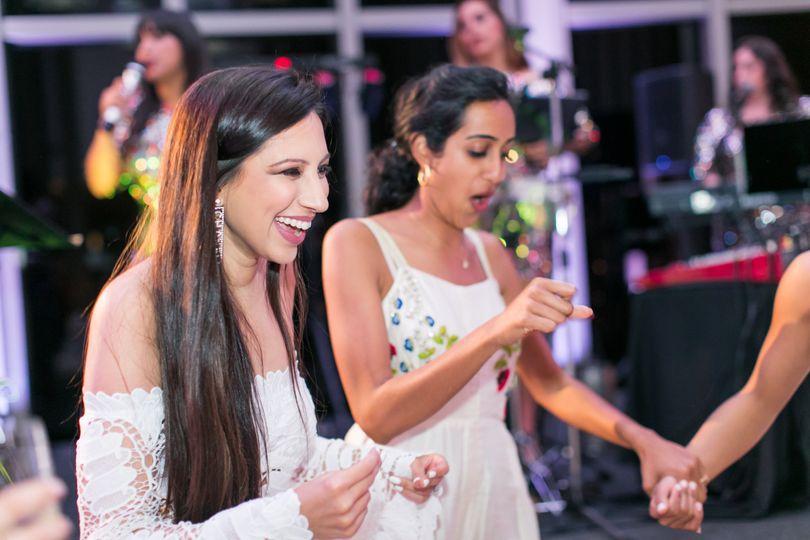 Salsa Band - Wedding Reception