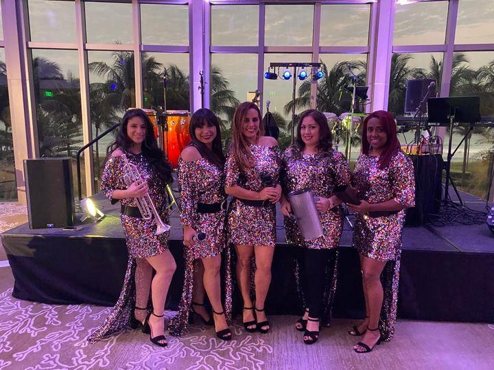All Women Salsa Band