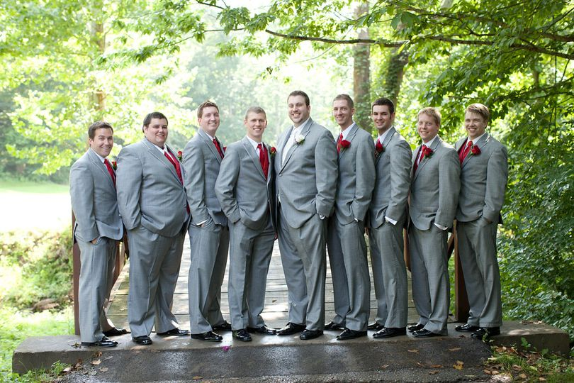 Groom and the grooms