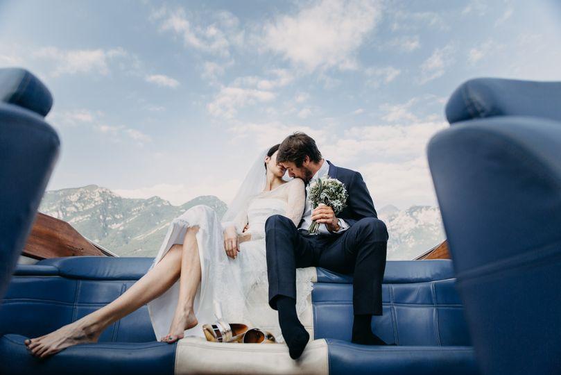 ComoLake weddings