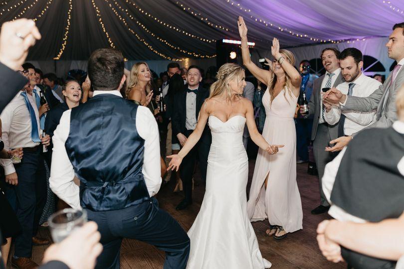 Camp Hale Wedding 2019