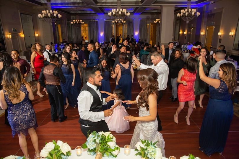 Keeping the dance floor moving