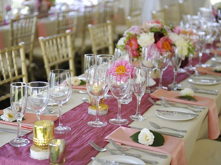 Tmx Pink Tablescape 51 46931 North Conway, NH wedding venue