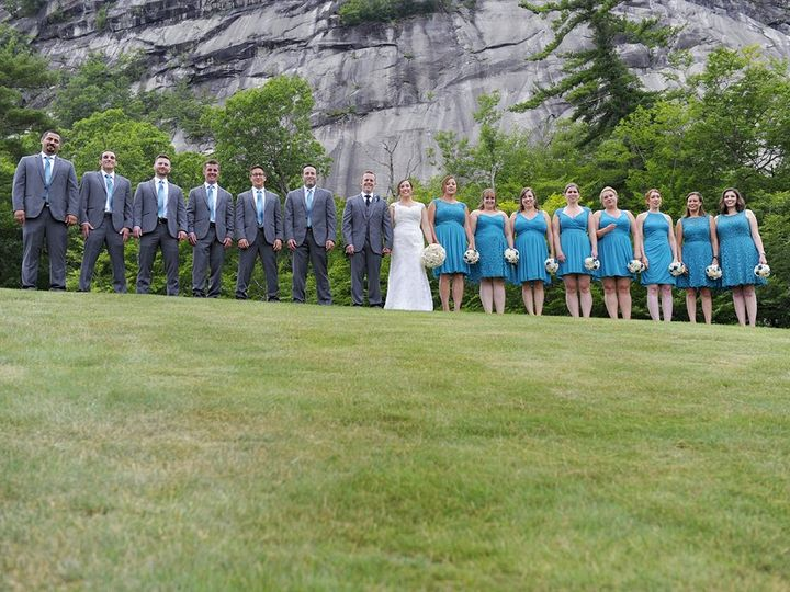 Tmx Wedding Party 2 51 46931 North Conway, NH wedding venue