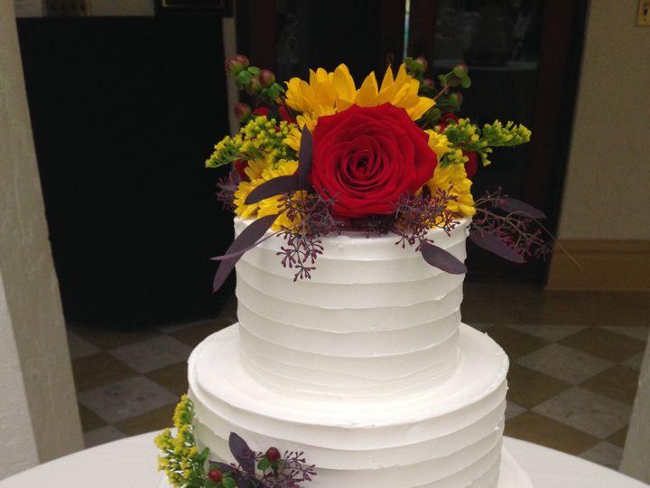 Tmx Sunflowers And Roses 51 57931 Gainesville, Florida wedding cake