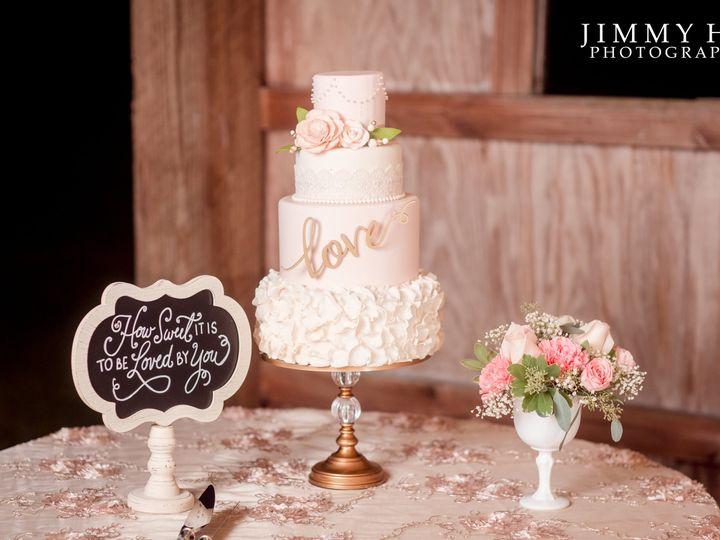 Tmx Vintage Love Cake 51 57931 Gainesville, Florida wedding cake