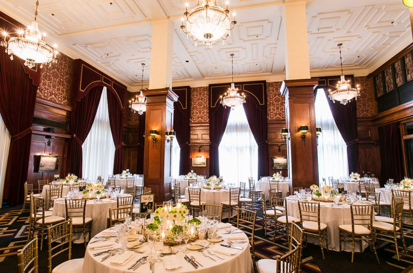 The los angeles athletic club venue los angeles ca weddingwire 800x800 1399659359275 olympiclounge junglespirit Images