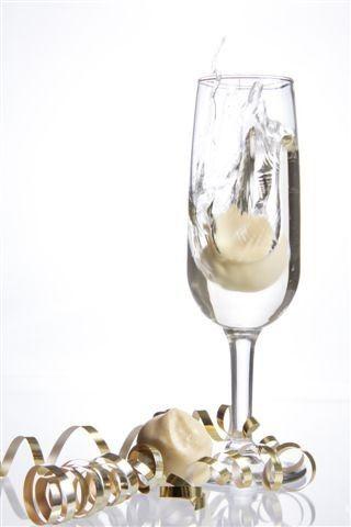 Stiletto Chocolates champagne truffles