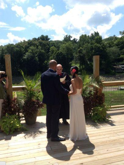Wedding ceremonyW
