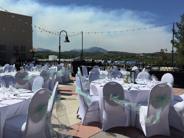 June Rooftop Reception