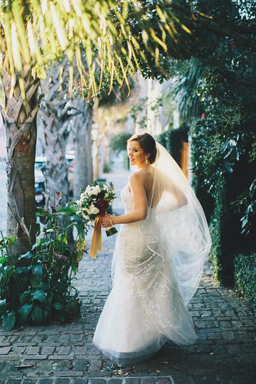 The bride | Photography: Hyer Images