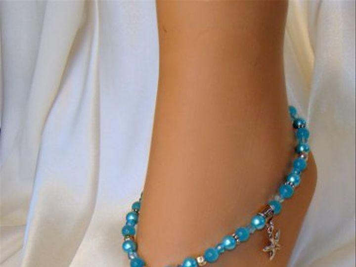 Tmx 1341279466381 StarfishBeachBarefootJewelryAquaBluesmaller2 Hesperia wedding jewelry