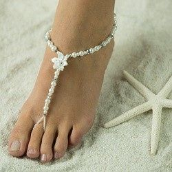 Tmx 1380235518498 Beautiful Barefoot Sandals Highres Barefoot Summer 2 Hesperia wedding jewelry