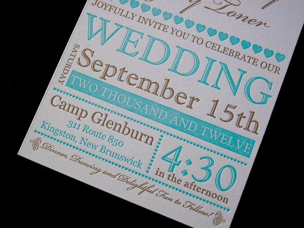 Tmx 1328682955394 LaraghLetterpressInvitation202 Irvine, California wedding invitation