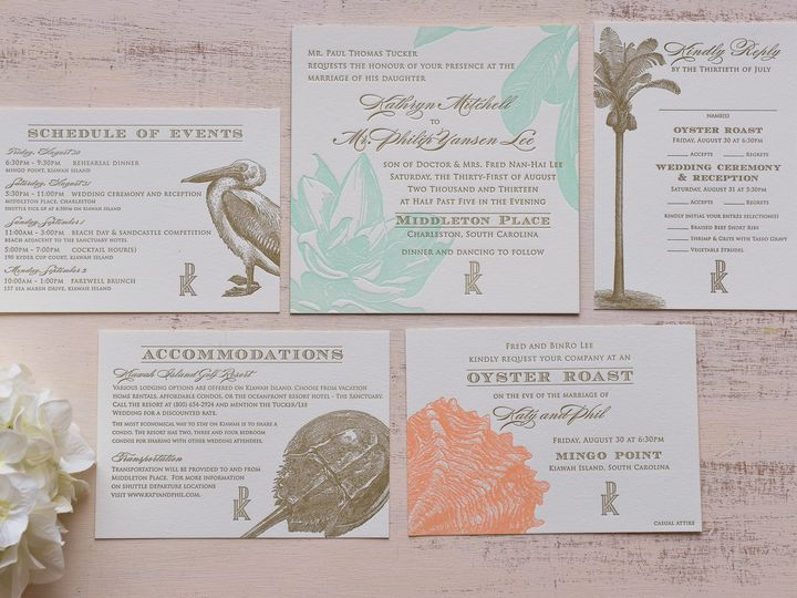 Tmx 1391469052632 Katyphil 20 Irvine, California wedding invitation