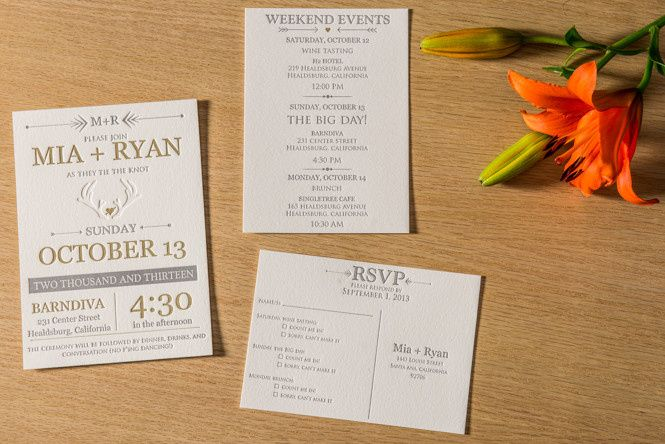 Tmx 1391469126786 Mia  Ryan 10 Irvine, California wedding invitation