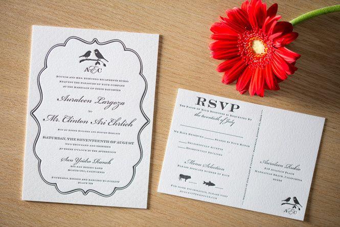 Tmx 1391469199620 Ac 10 Irvine, California wedding invitation