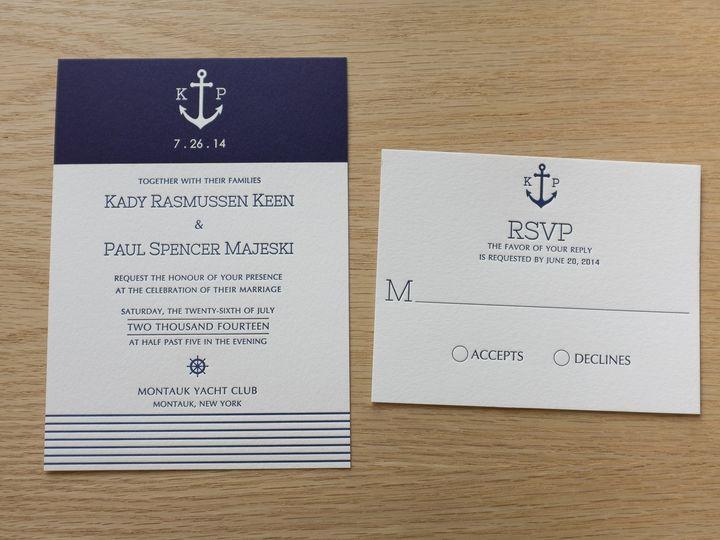 Tmx 1404863301431 Kady  Paul 200 Irvine, California wedding invitation