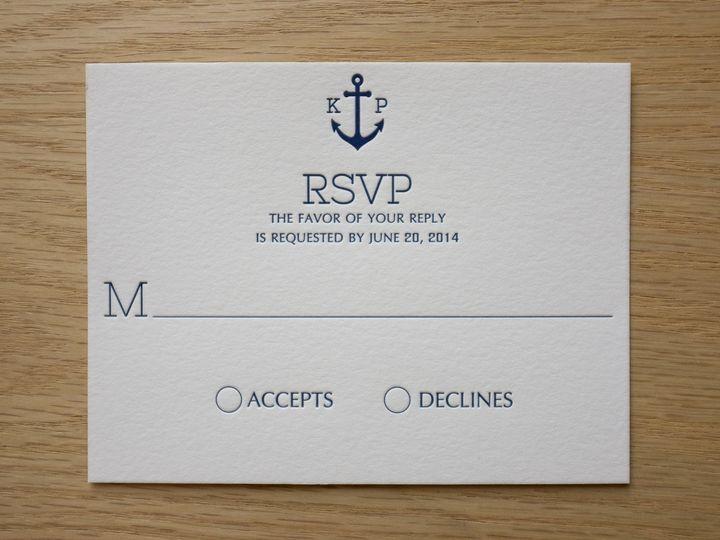 Tmx 1404863330171 Kady  Paul 203 Irvine, California wedding invitation