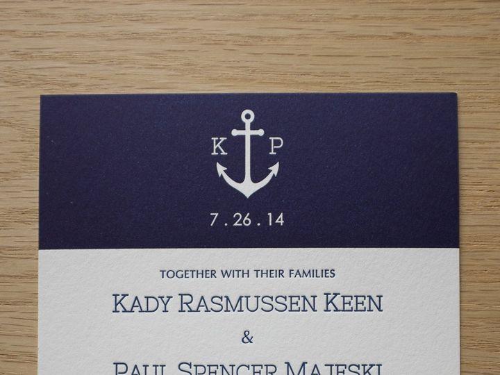 Tmx 1404863339367 Kady  Paul 204 Irvine, California wedding invitation