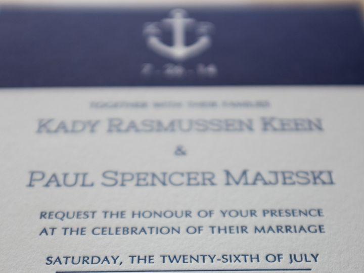 Tmx 1404863347983 Kady  Paul 205 Irvine, California wedding invitation