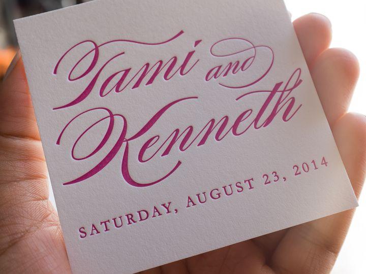 Tmx 1404863531173 Tamiken 100 Irvine, California wedding invitation