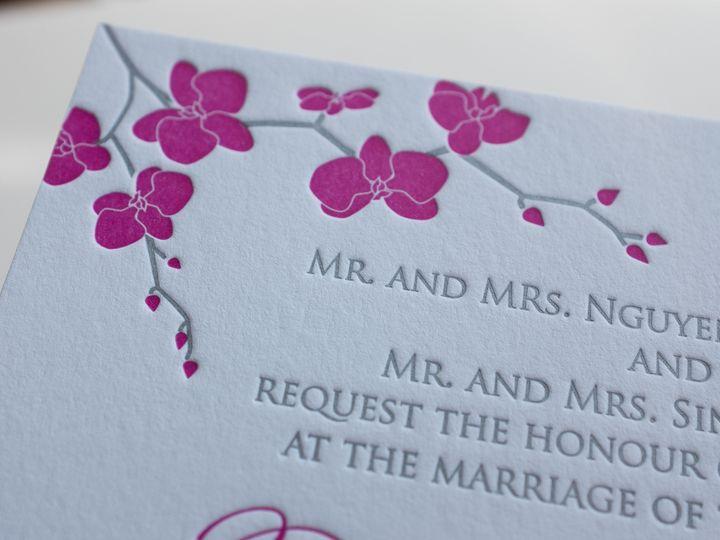 Tmx 1404863540299 Tamiken 101 Irvine, California wedding invitation