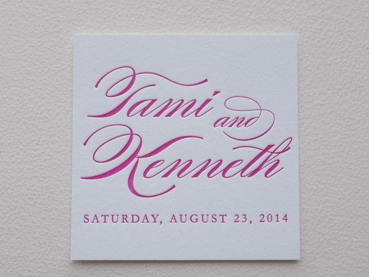 Tmx 1404863595412 Tamiken 107 Irvine, California wedding invitation