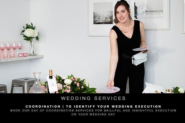 Wedding Service | Coordination