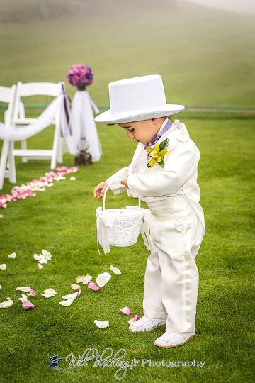 Top Hat, Tails and Petals