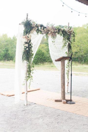 Anna's blush barn wedding