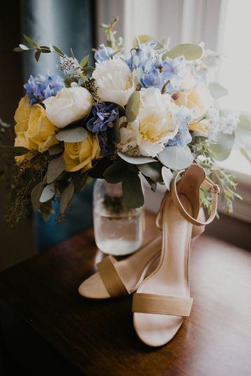 Grace's bouquet