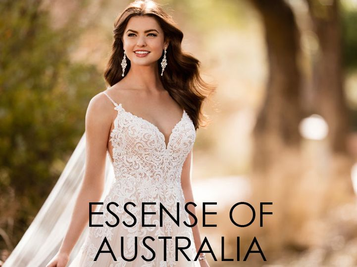 Essense of Australia dress