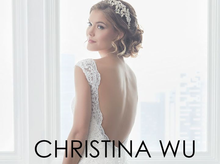 Christina Wu dress