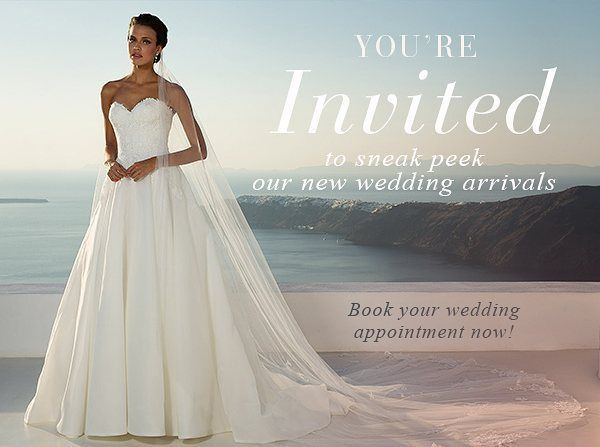 Congratulations on your #engagement book your appointment online or call us. #dimitrabridal...