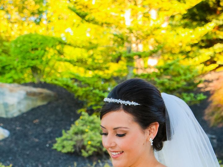 Tmx 1422496598723 Makeuphairflowers2 Weymouth, Massachusetts wedding beauty
