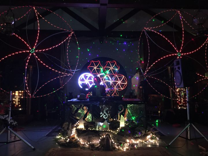 Tmx 1451788684331 Enchanted Forest Loungerie  Lace Nye 2015 02 Oakland, CA wedding dj