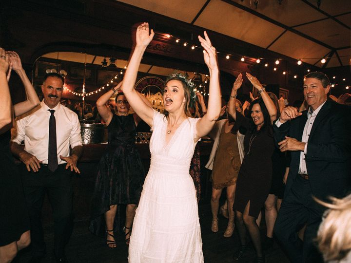 Tmx 1511907610585 Bride Excitedweb Oakland, CA wedding dj