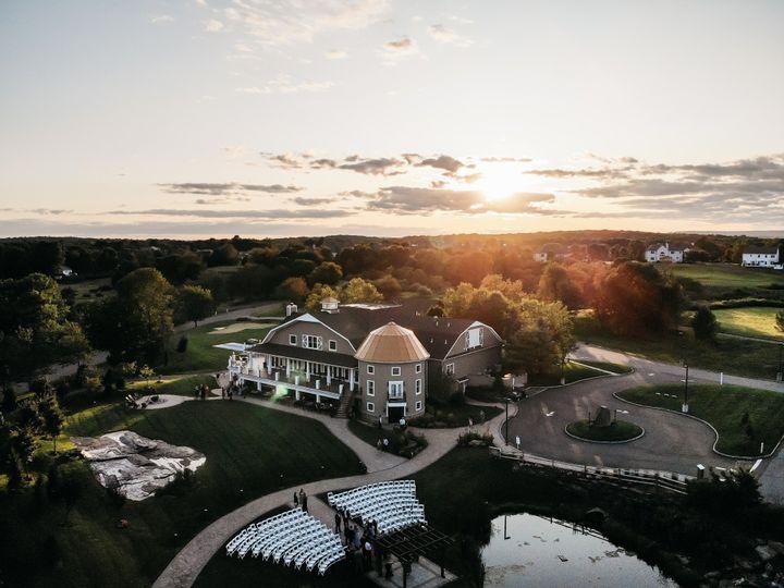 Tmx Venue Aerial Sunset 51 937041 157990264186947 Newton, NJ wedding venue