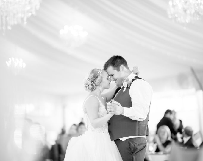 The sweetest first dance!