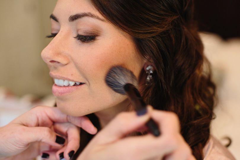 Makeup: Amanda McCarthy Photo credit: www.mikhailglabets.com
