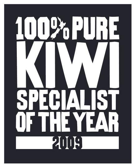 kiwispecialist2009oftheyear logo
