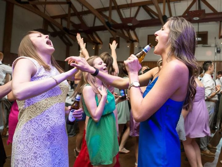 Tmx 1516992143 044757d99d6479db 1516992142 2c02f3c552d5532f 1516992143155 5 Girls Singing Asheville wedding dj