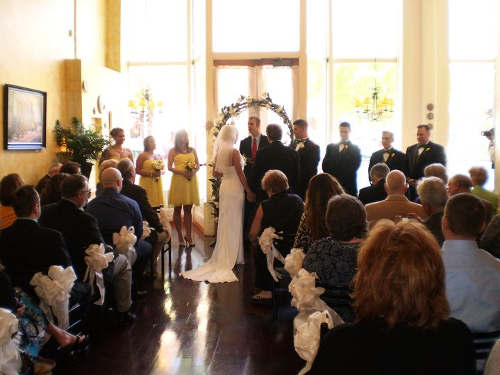 Tmx 1457324299345 Ceremony5touchup Raleigh, North Carolina wedding catering