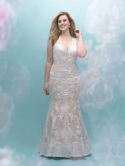 The Curvy Bride - Dress & Attire - Englishtown, NJ - WeddingWire