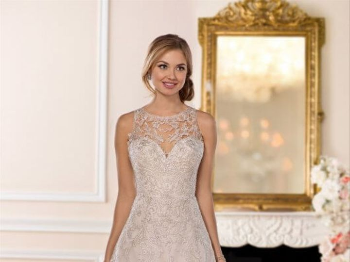 Tmx 1500758092872 Stellayork655301 1 530x845 Englishtown, New Jersey wedding dress
